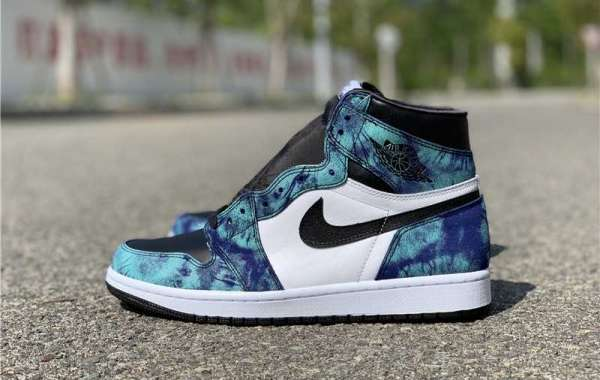 "Newest Air Jordan 1 High OG  ""Tie-Dye"" Will Drop On June 11th"