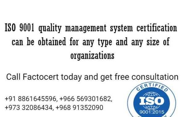 How you can Increase Productivity with ISO 9001 Certification in Saudi Arabia ?