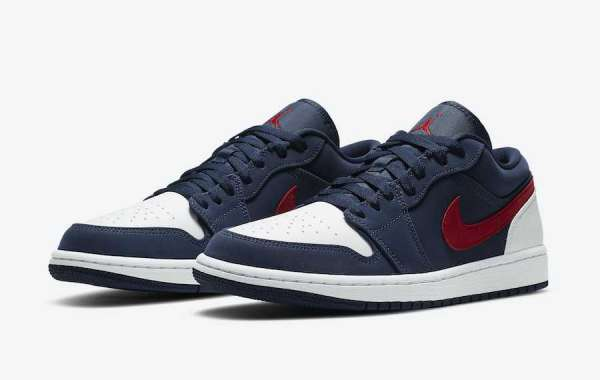 "Do You Need CZ8454-400 Air Jordan 1 Low ""USA"" Shoes"