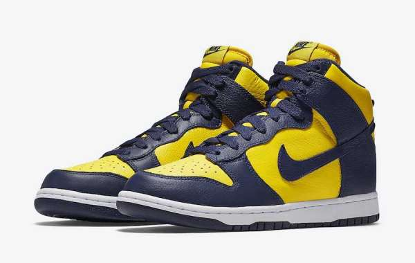 Nike Dunk High University CZ8149-700 released in September