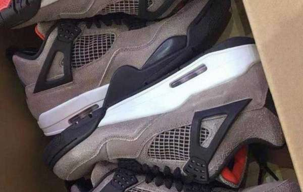 The Air Jordan 4 Taupe Haze Will Unveils on Feb 6th, 2021