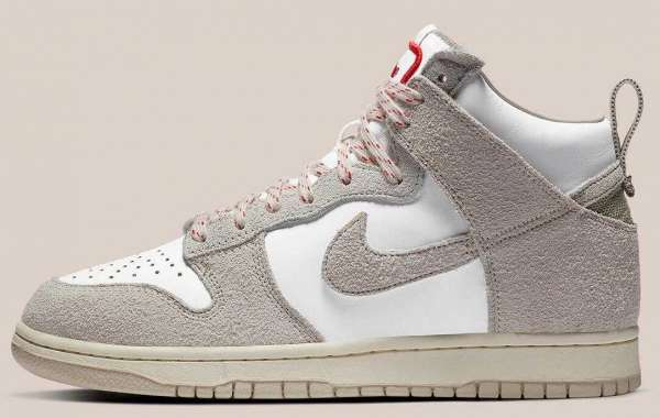 Nike Dunk High Light Orewood Brown CW3092-100 to Debut this January