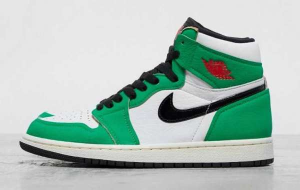 Where to Buy discount Air Jordan 1 High OG Lucky Green ?