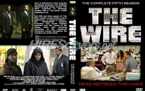 The Wire Season 5 Dual Torrents Free Mp4